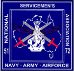 National Servicemen' Association - logo